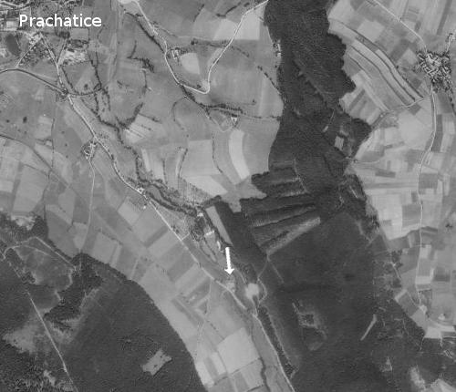 Bernkopfuv mlyn u Prachatic
