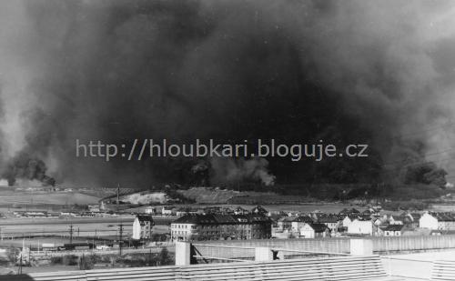 Kbely 25. března 1945