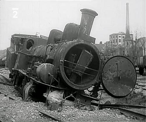 Kralupy nad Vltavou lokomotiva 434.2
