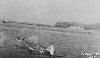 Lt. Wilkinson 78th FG Chartres