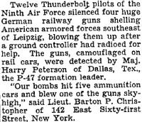 NYT 17. dubna 1945