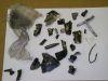 Nalezené zbytky letounu 2/Lt Kigginse