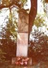 Pomník americkému letci ve Věžkách