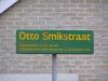 Ulice Otto Smika ve Zwolle